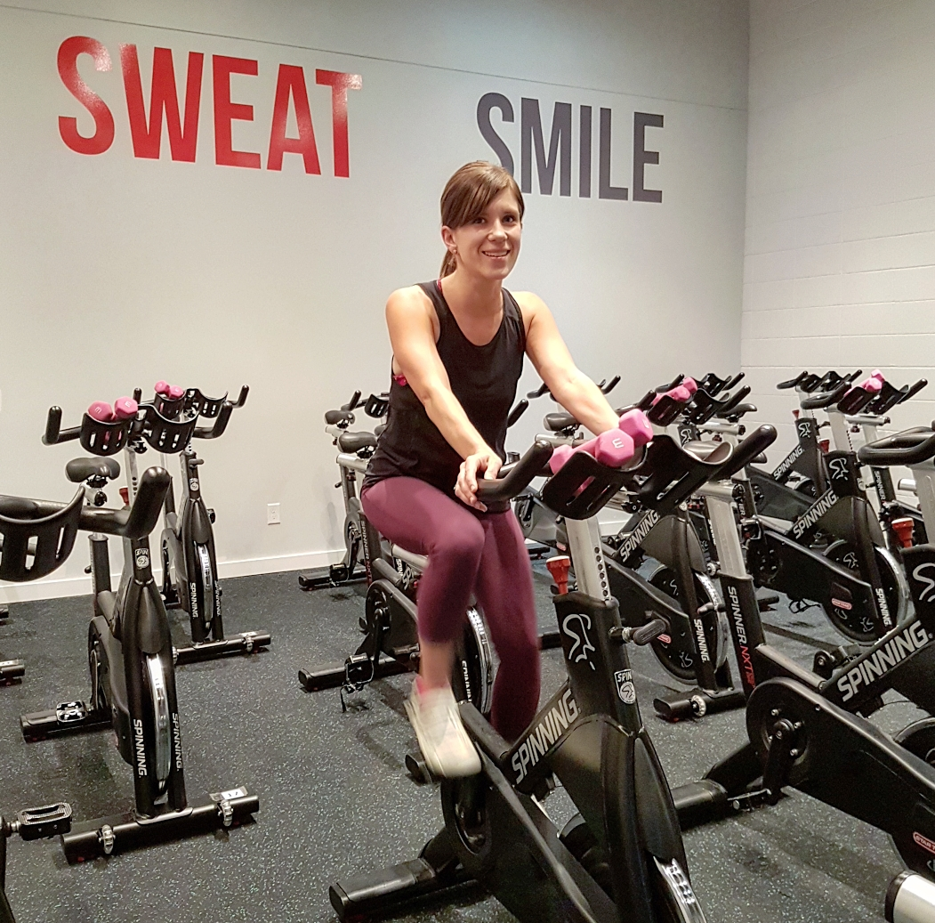 Spinning to the Finish Line - Lindsey Knudson - My